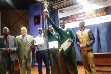 Riviera High School Wins The 6th East African Idebate Championship Held In Rwanda On 19th May 2019